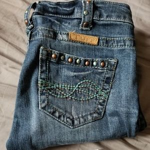Cowgirl Tuff Wild Mustang Jeans